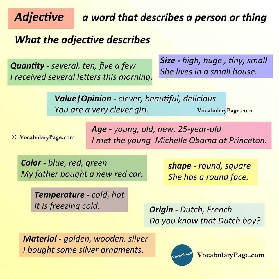 Adjective in engleza - Despre viața din România