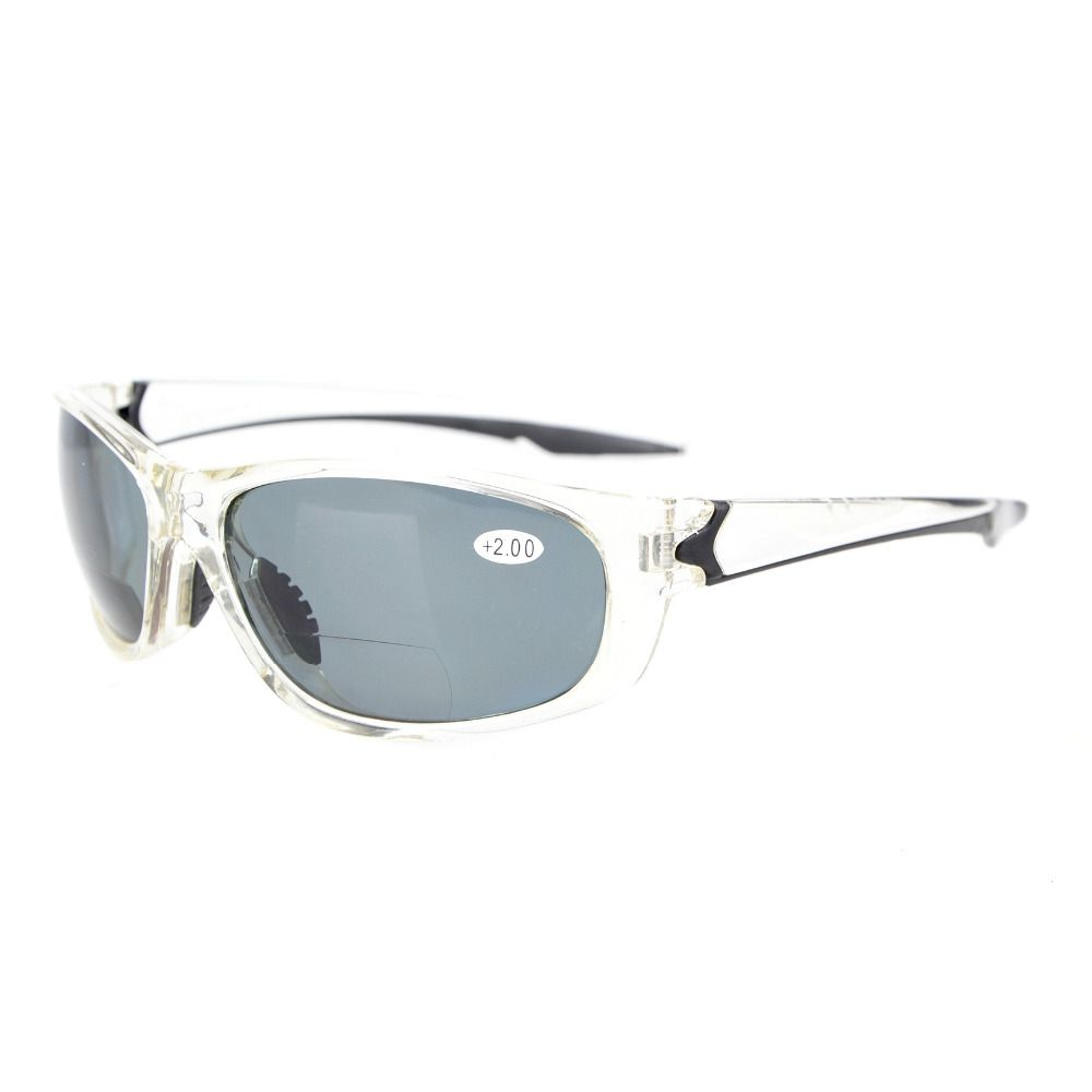 88a0ac15c6 Click to Buy    TH6145 Bifocal Eyekepper TR90 Unbreakable Sports Bifocal  Sunglasses +