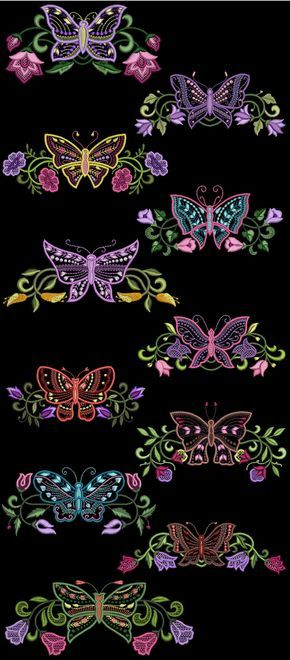 Free Brother Embroidery Designs In Pes Google Search Embroidery