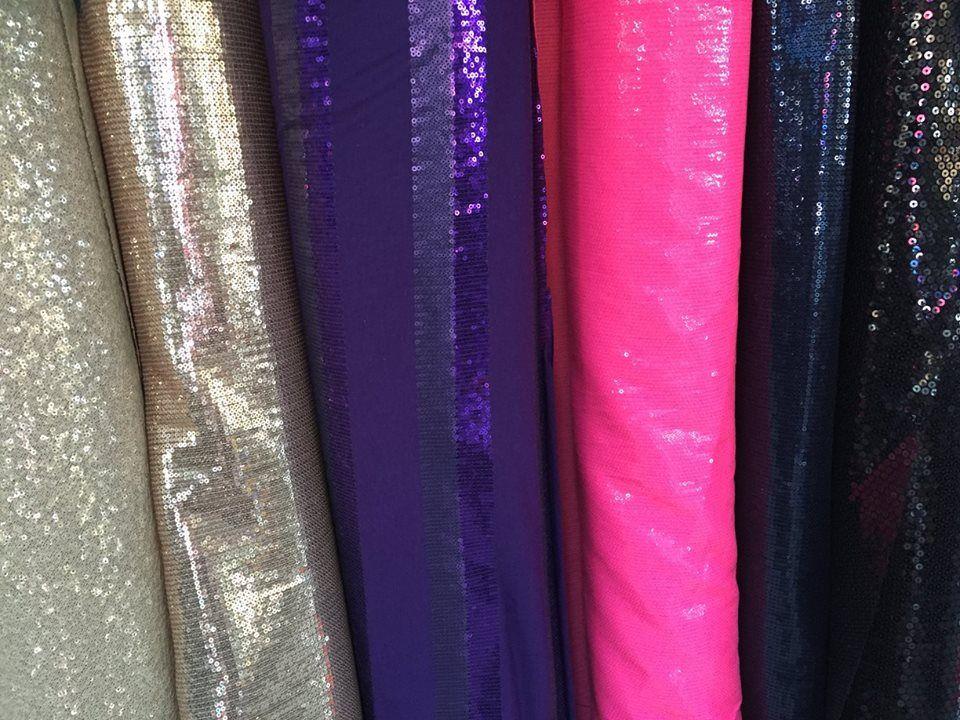 Lentejuelas | Textil P y H Ltda.