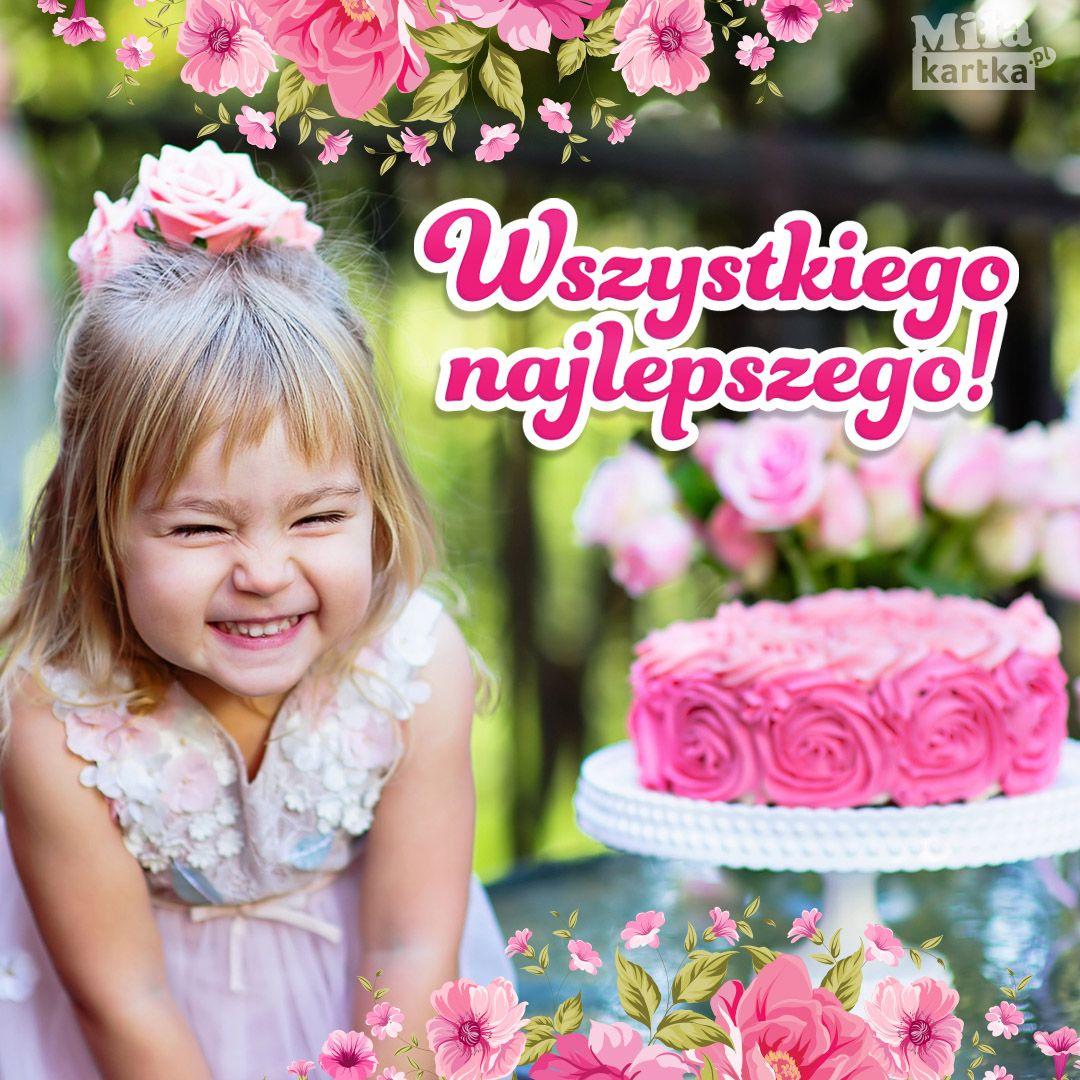 Wszystkiego Najlepszego Z Okazji Urodzin Kartki Urodzinowe