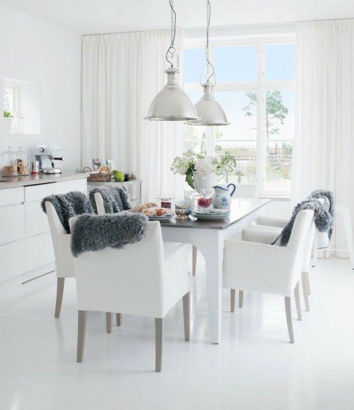 Skandinavisches Design Im Esszimmer 50 Inspirierende Ideen Fur