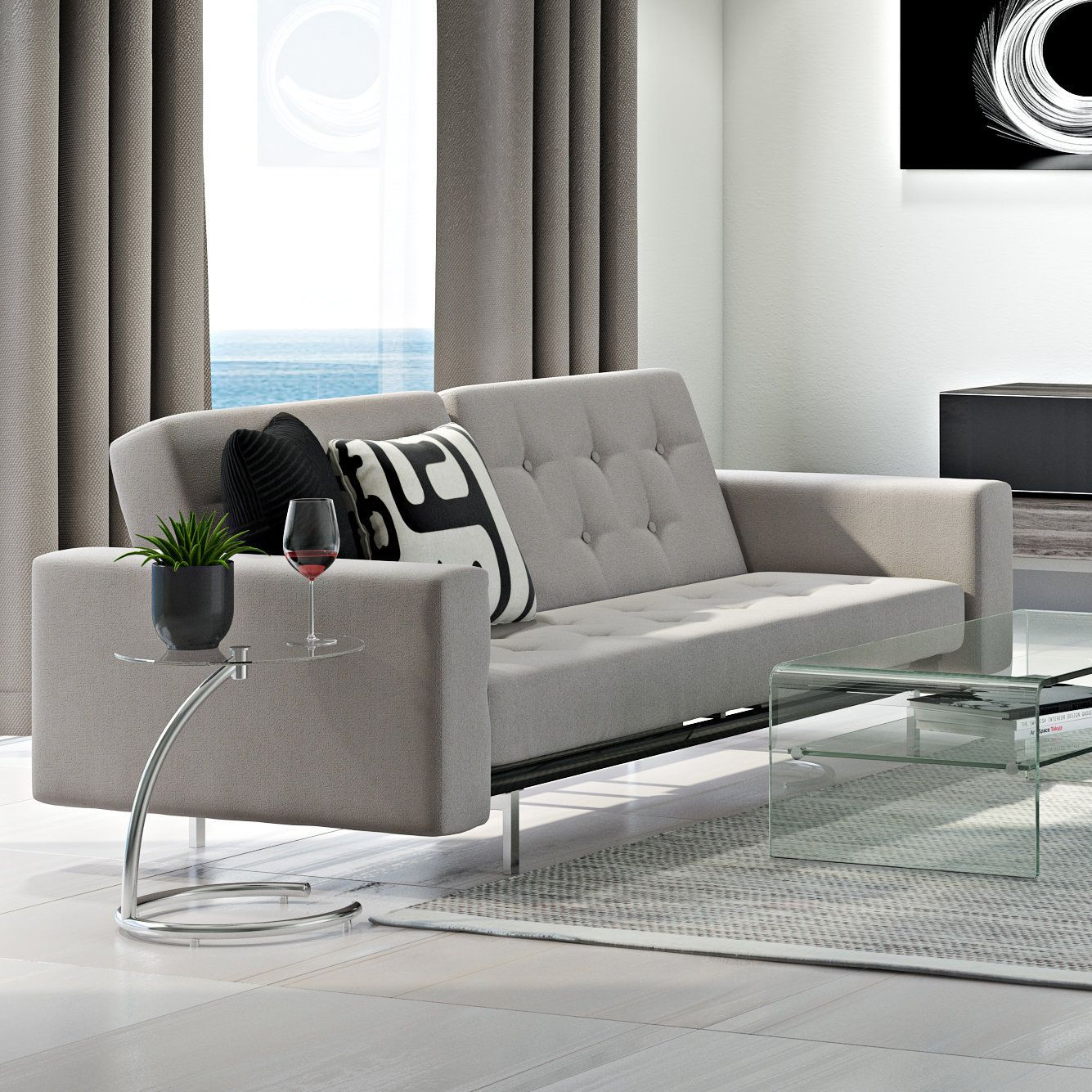 15 Sleeper Sofa Beds Contemporary Design Fulfills Comfort