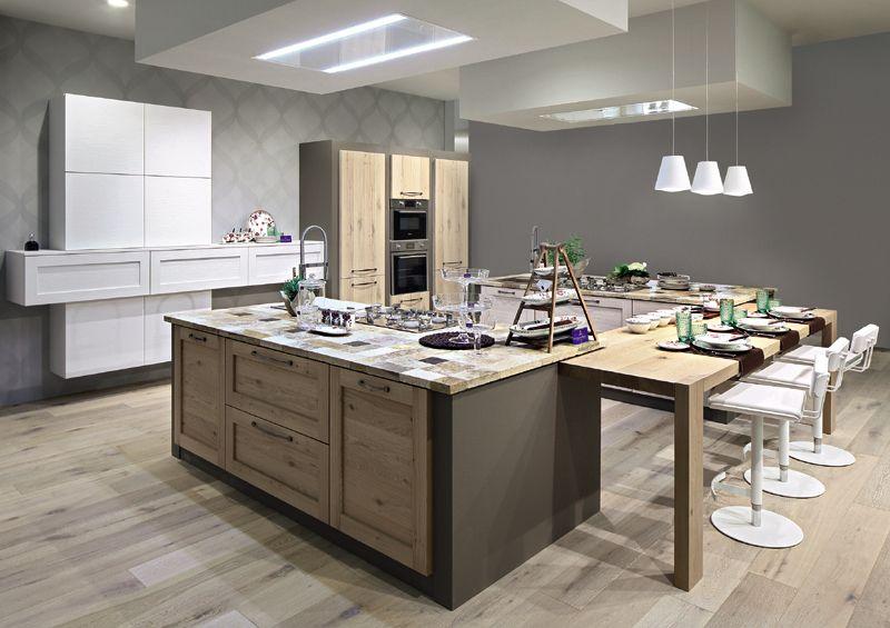 Cucina #Arrex modello Curry | Cucine | Pinterest | Curry, Modello e ...