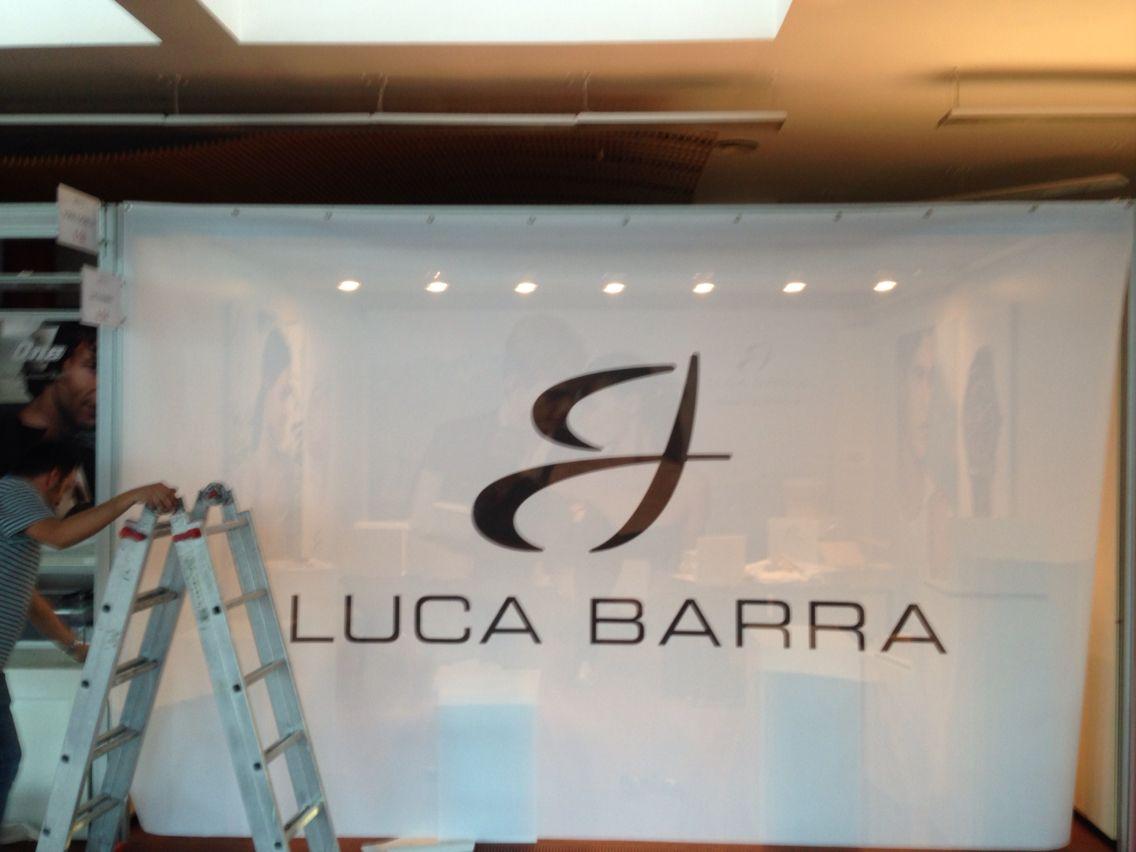 Tari caserta fiera allestimento stand Luca barra