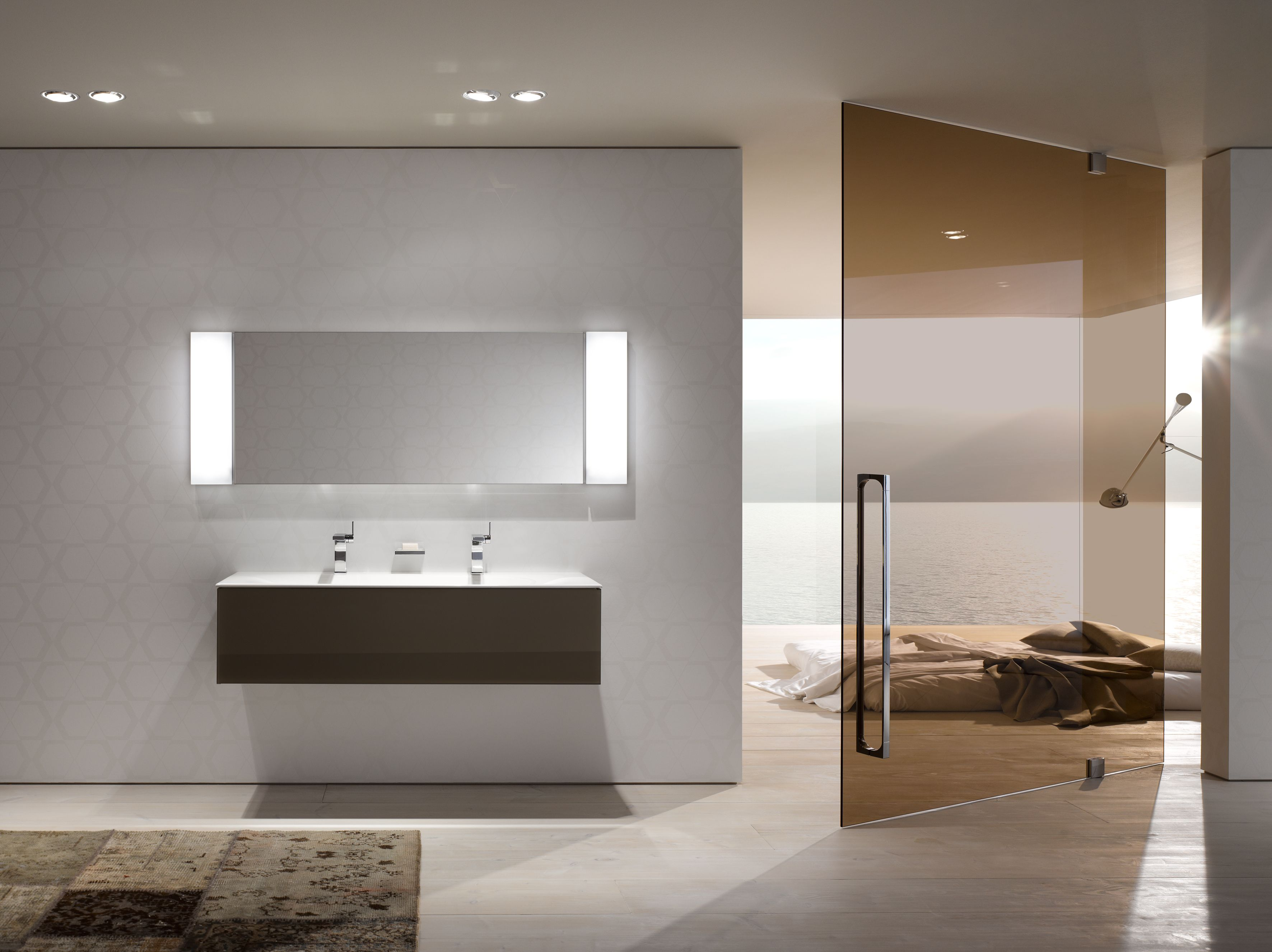 Keuco Edition 11 Http Www Keuco De House Bathroom Doors Interior Lighted Bathroom Mirror