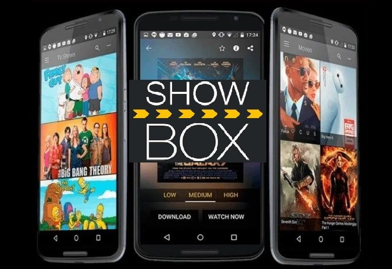 Showbox APK 2020 Download (Updated) for Android, iOS