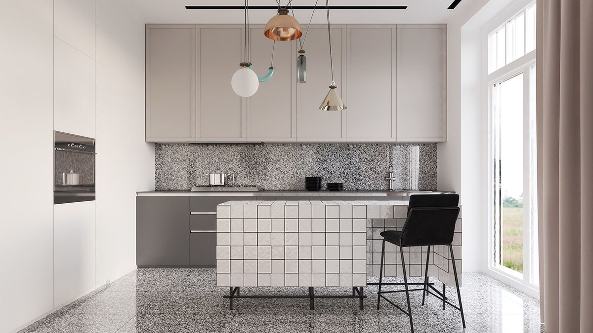 Kitchen Design Companies Entrancing Minimalist Apartment Interior Design Combines A Simple Range Of Inspiration Design