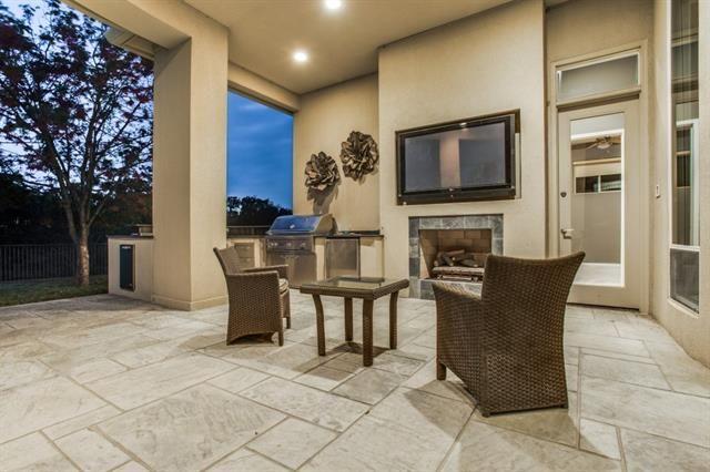 Modern Outdoor Entertainment Estate Homes Real Estate Modern Outdoor