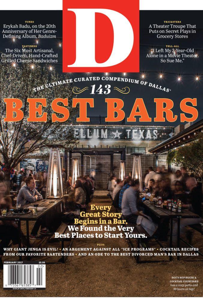 The Best Bars In Dallas Dallas Bars Dallas Nightlife Cool Bars