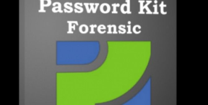 Passware Kit Forensic 13 5 Build 8557 x86-x64 Free Download | Places