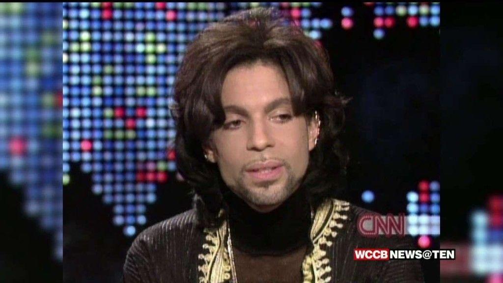 Prince on Larry King Live