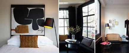 Hotel Maison Rika in the Negen Straatjes in Amsterdam