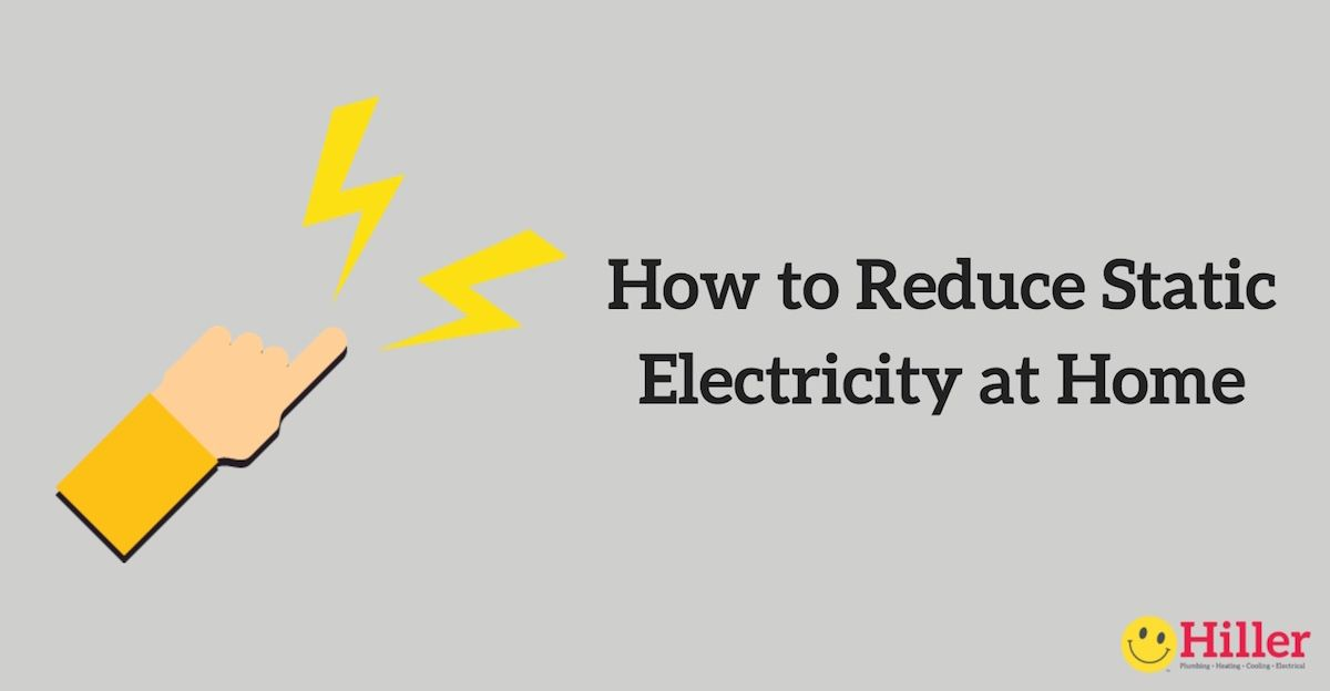 How To Reduce Static Electricity At