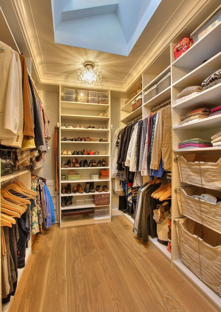 Clothes storage without a closet by alison lombardo on