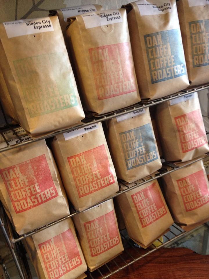 oak cliff coffee roasters