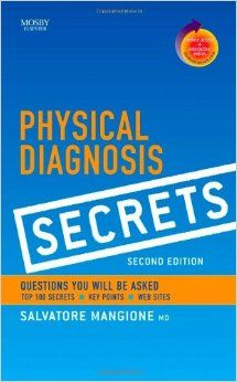 5cf326c26 Download the Book: Physical Diagnosis Secrets 2nd Edition PDF For Free,  Preface: This popular reference presents essential knowledge on physical  diagnosi.