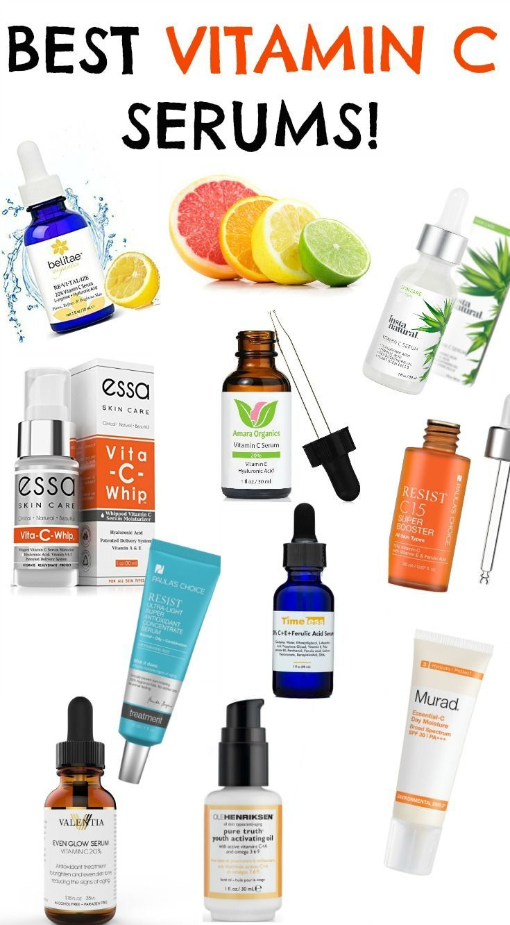 The Best Vitamin C Serums For Every Skin Type Best Vitamin C Serum Best Vitamin C Skin Care