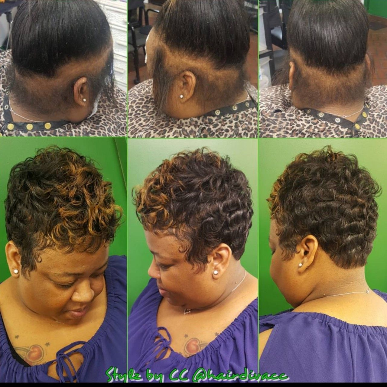 hair loss and alopecia hairstyles for women | weaving for