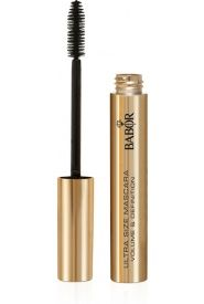 Babor Mascara Ultra Size Volume & Definition - I bought this while on vacation when I accidentally left my mascara at home.  It's GREAT.