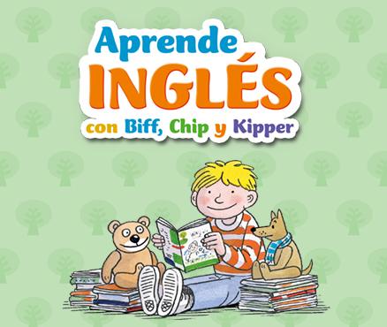 Aprende inglés con Biff, Chip y Kipper