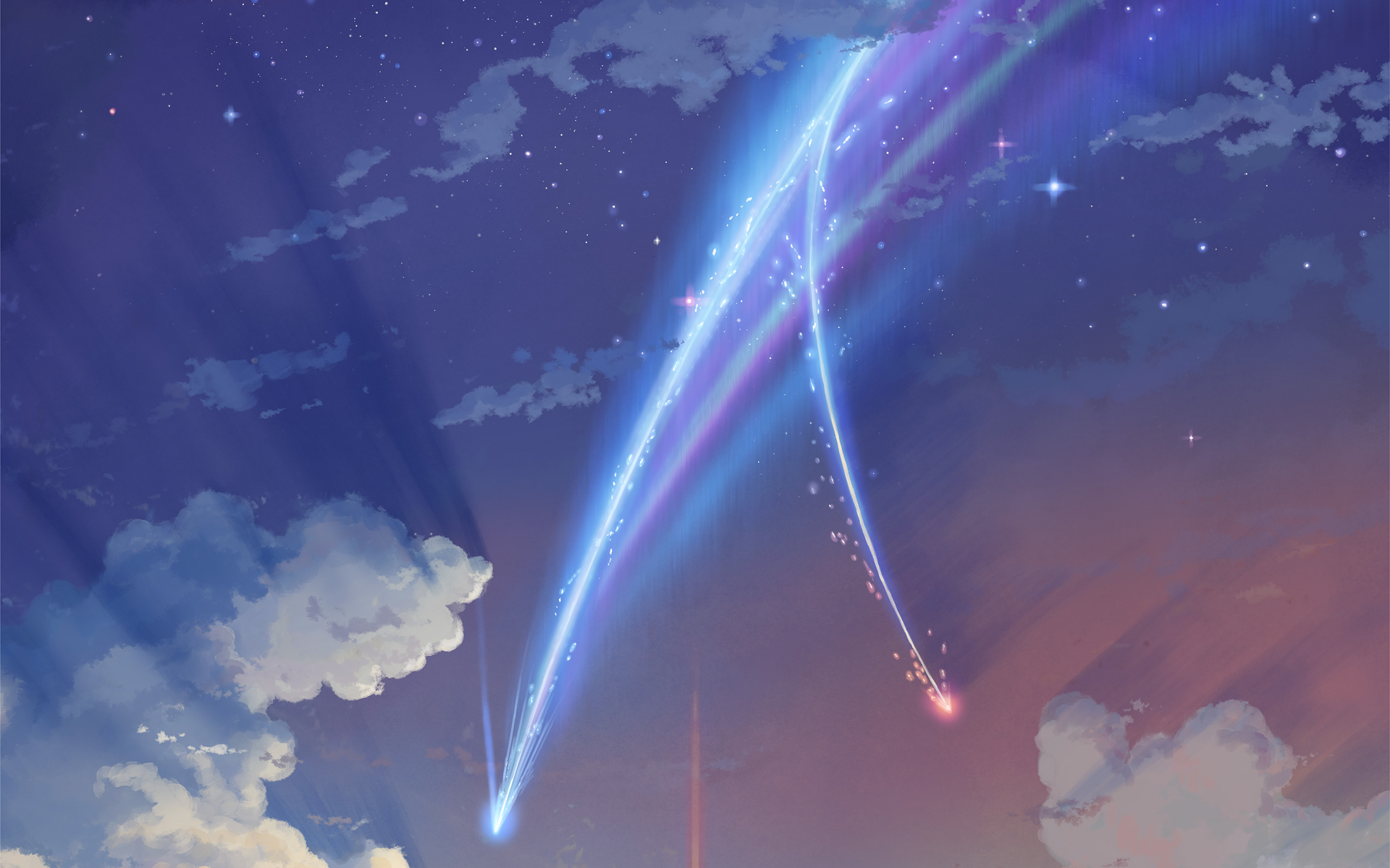 1250 Kimi No Na Wa Hd Wallpapers And Background Images Download