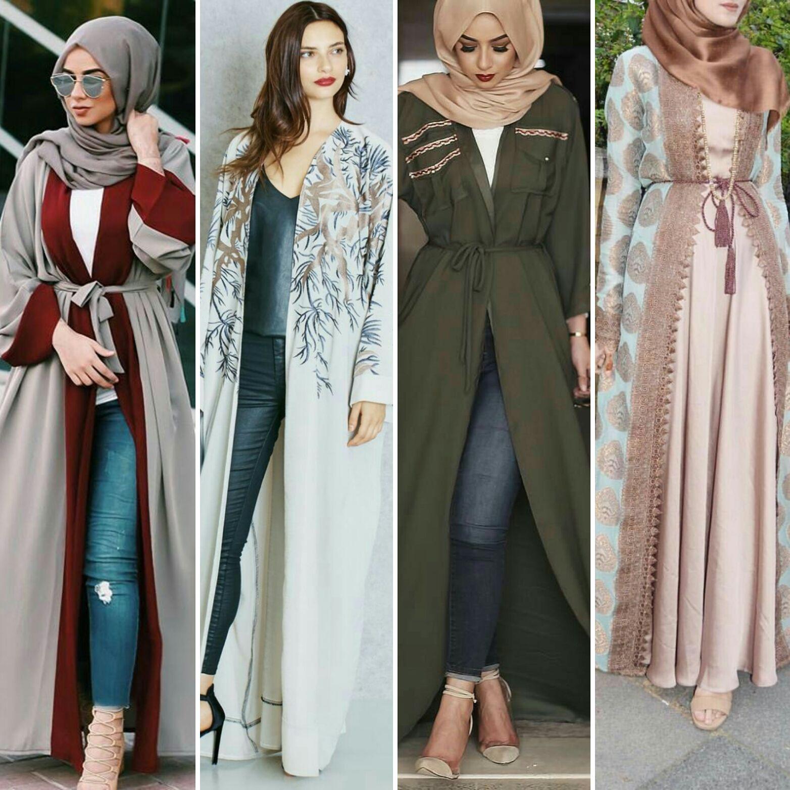 Préférence Hijab Fashion 2017 : Sélection de plus de 100 looks en Abaya  LA78