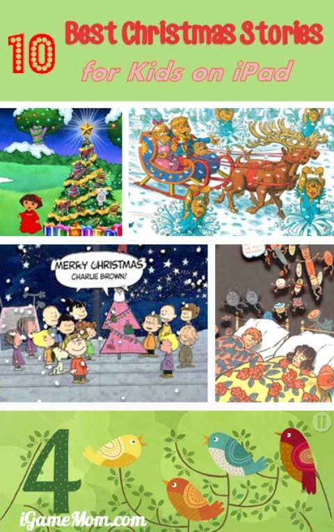 best christmas stories for kids on ipad you can enjoy anytime anywhere even when you are traveling - Best Christmas Stories