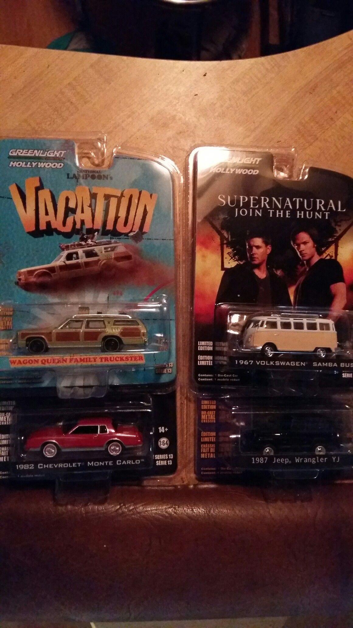 Movie/tv show cars