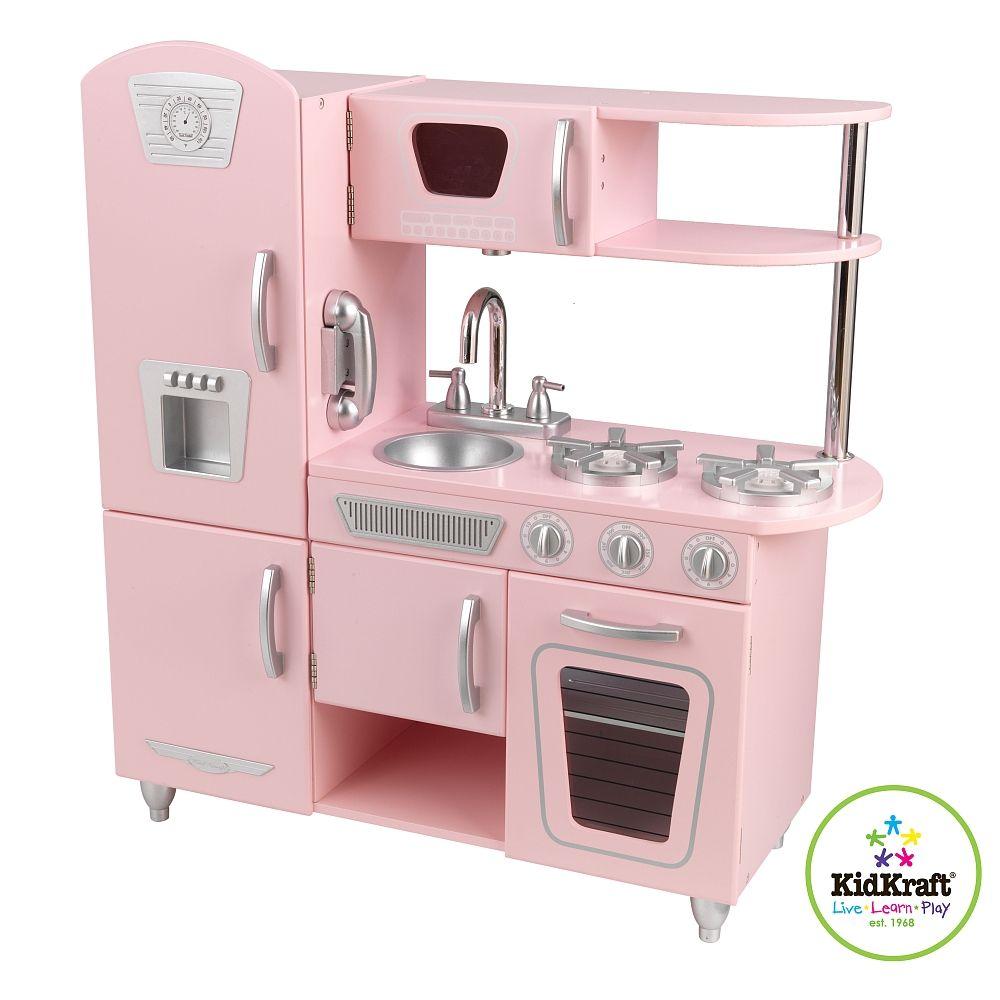 Ldd Kidkraft Cuisine Vintage Rose 53179 Kidkraft Toys R Us