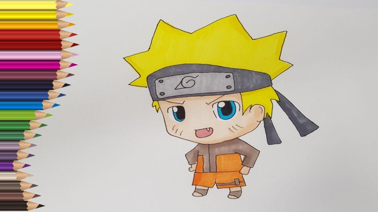 Naruto Chibi Google Kereses Dengan Gambar Animasi Kartun