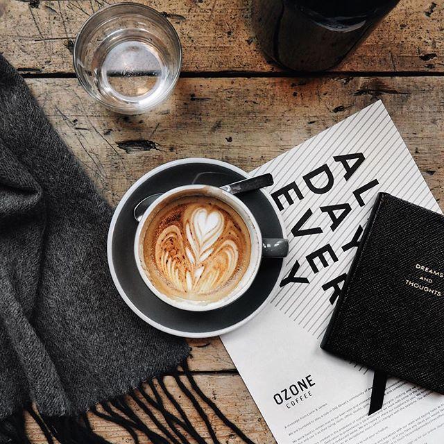 credit kseniaskos Coffee shot, Coffee facts, London