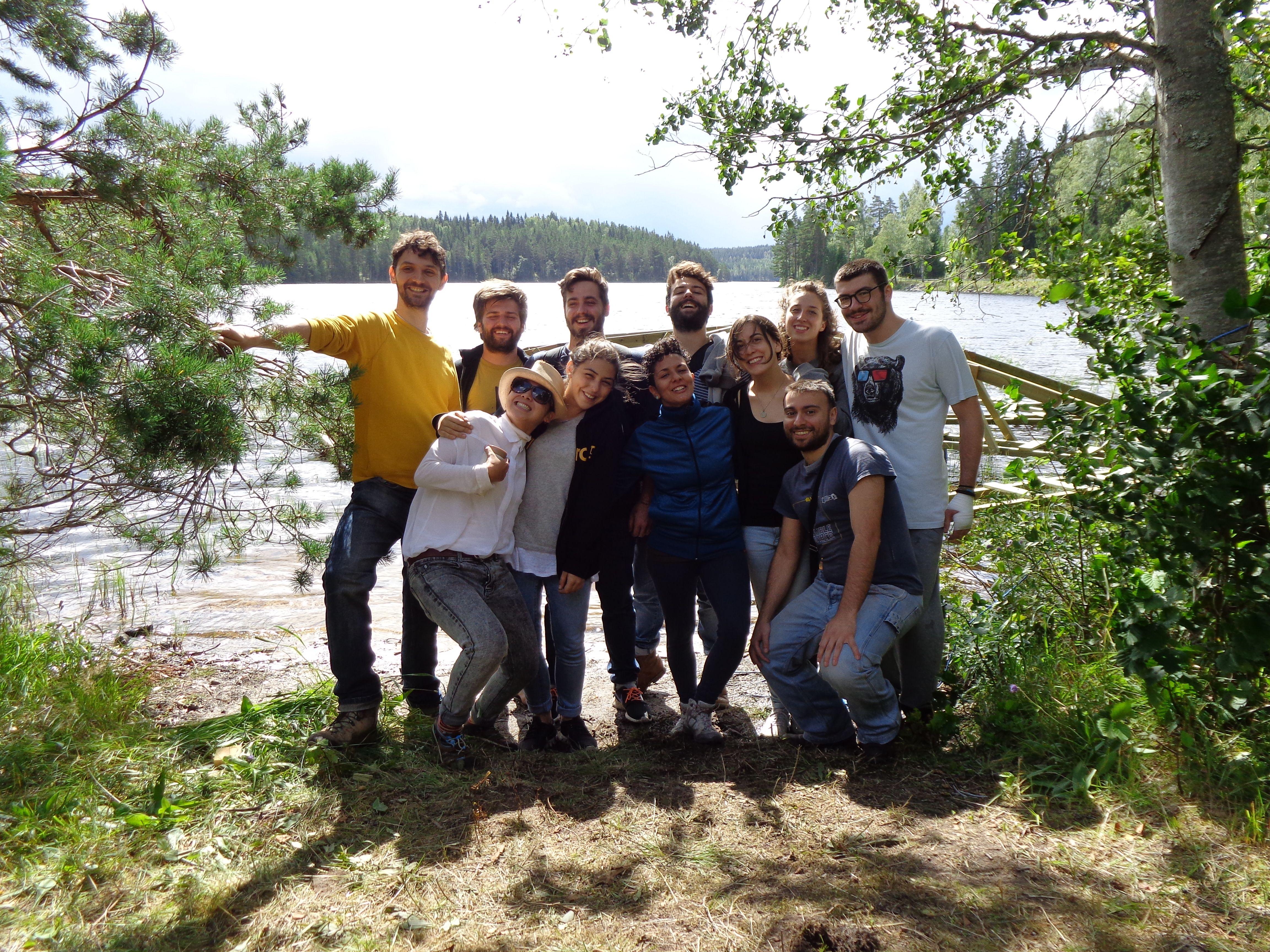 stuga project agosto 2014