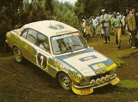 76 Peugeot 504 Safari Rally Para Saber Mas Sobre Los Coches No