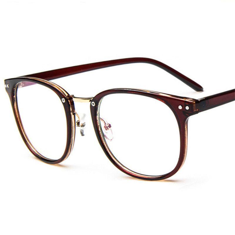 ANEWISH Vintage Men Women Brand Designer Eyeglasses Retro Optical ...