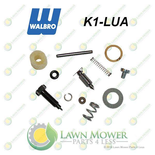 Genuine Walbro K1 Lua Carburetor Repair Kit Fits Lua Model