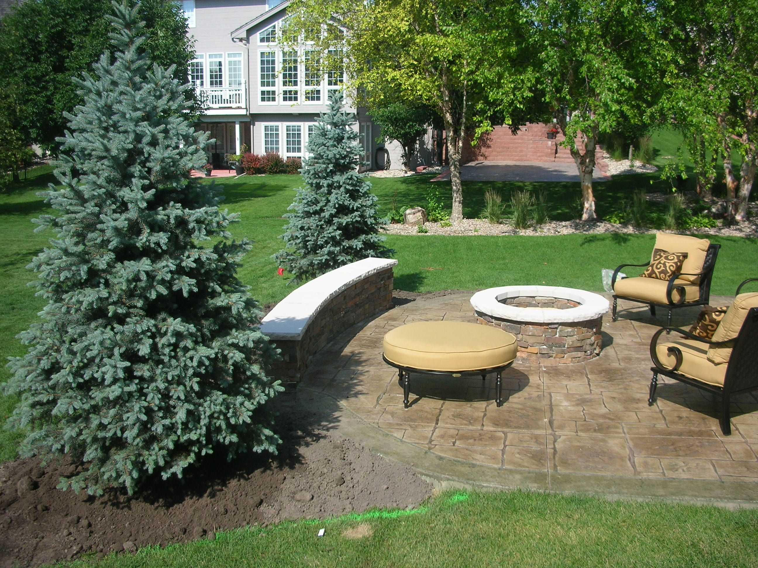 about arbor hills landscaping trees front yards and garden ideas