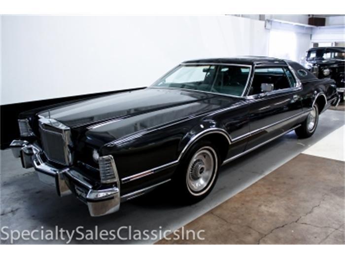 Craigslist Dallas Lincoln Town Car