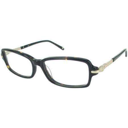 Rose Women\'s Rx-able Eyeglass Frames, Tortoise, Multicolor ...
