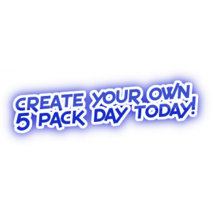 CREATE YOUR CUSTOM 5 PACK