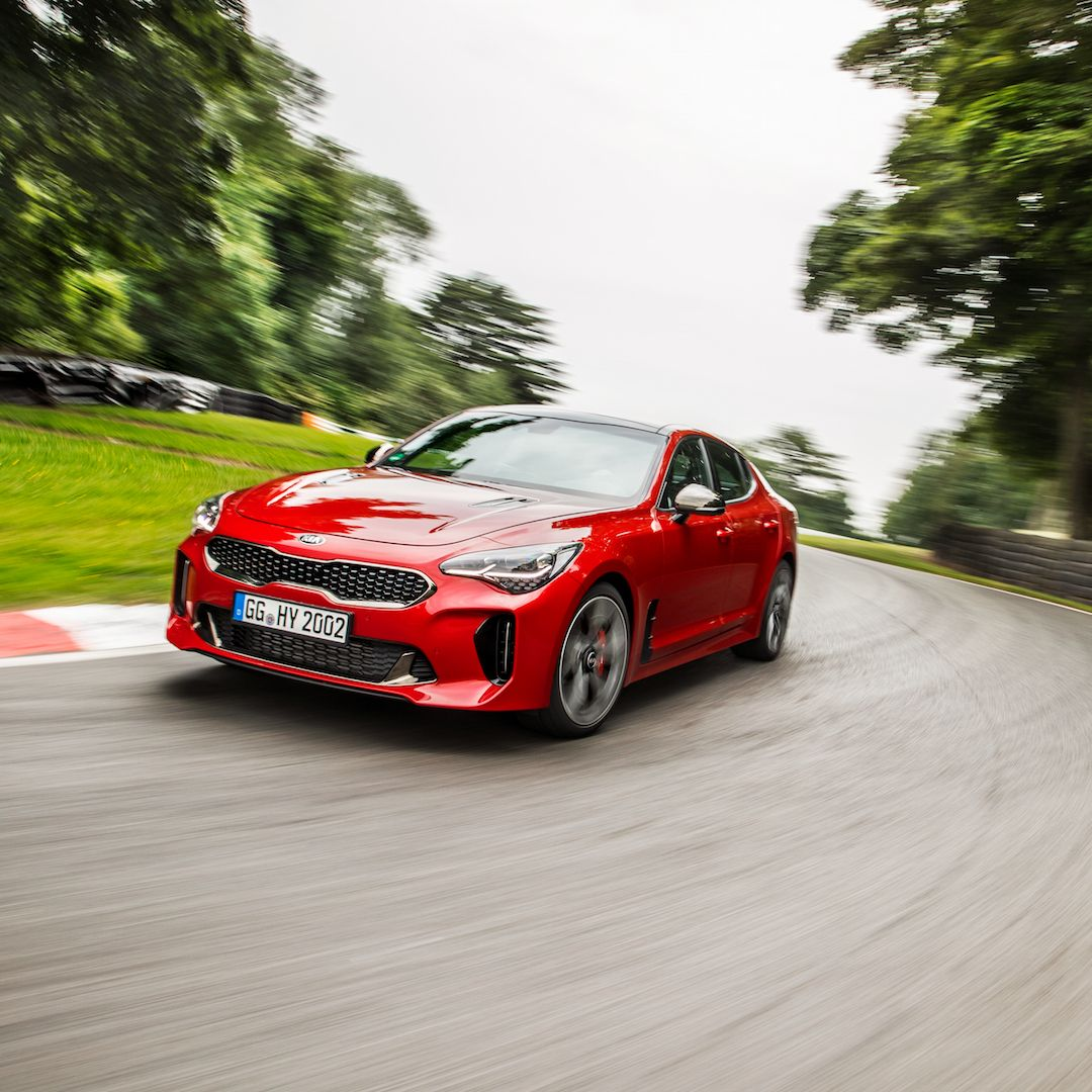 #KiaStinger: This Car Is All About The Journey