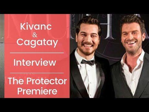 Kivanc Tatlitug & Cagatay Ulusoy ❖ Interview ❖ Premiere of The