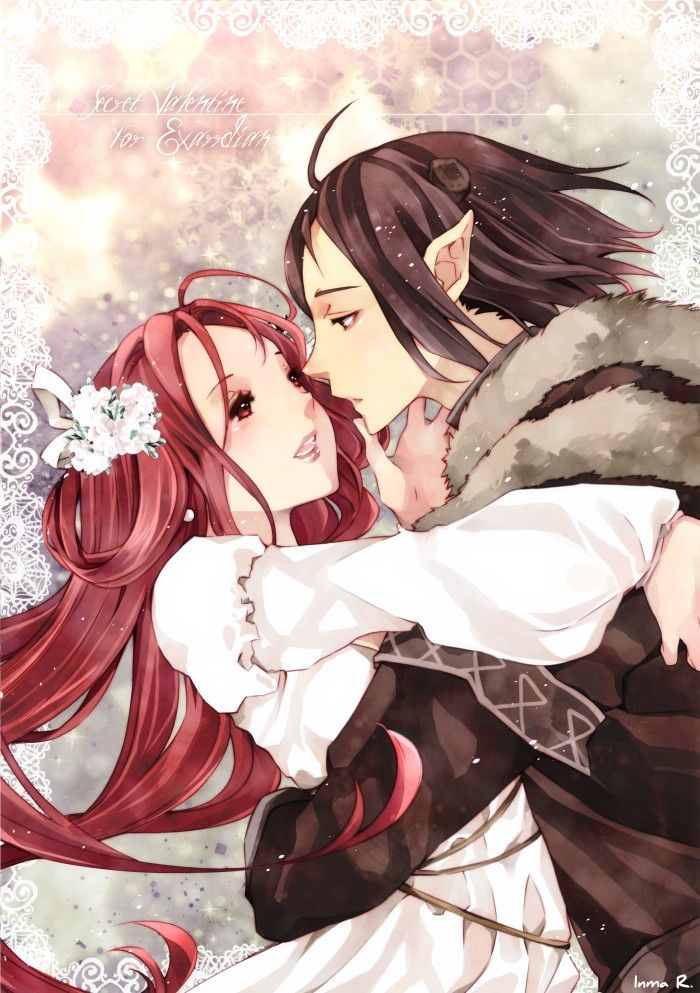 Secret Valentine for Exarrdian. by inma.deviantart.com on @deviantART