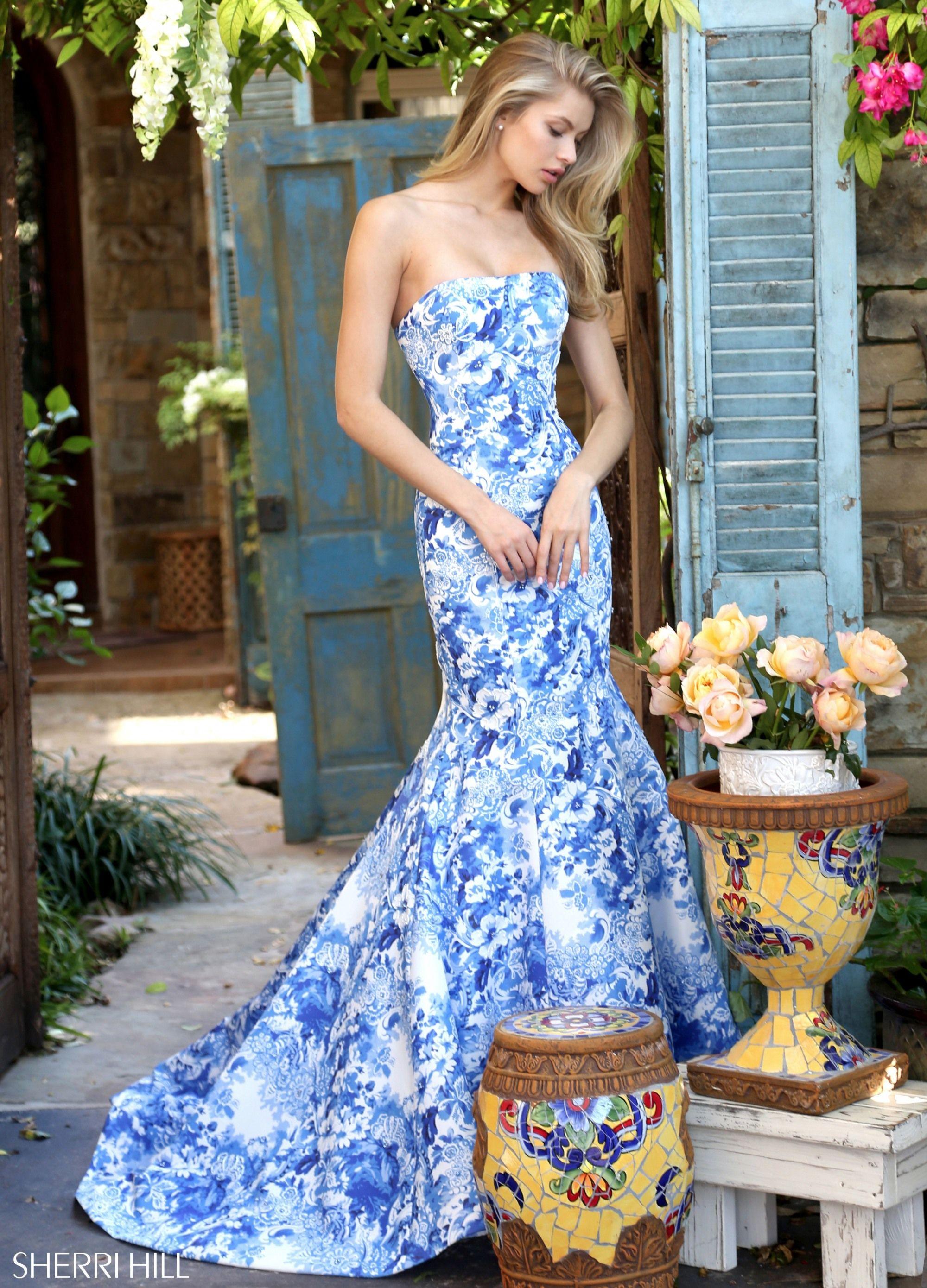 Stunning Prints And Sherri Hill Prom Dresses Sherri Hill Prom Dresses Stylish Prom Dress Gorgeous Prom Dresses [ 2780 x 2000 Pixel ]