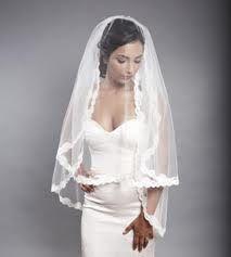 """34"""" chrysanthemum wedding veil  wedding veils wedding"""