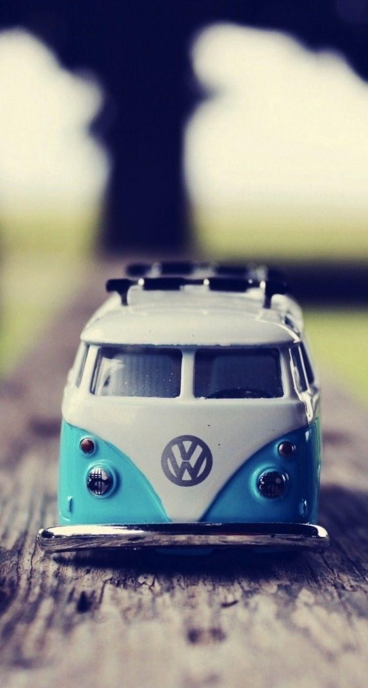 Vintage Volkswagen Van Wallpaper Mobile9 With Images Wall