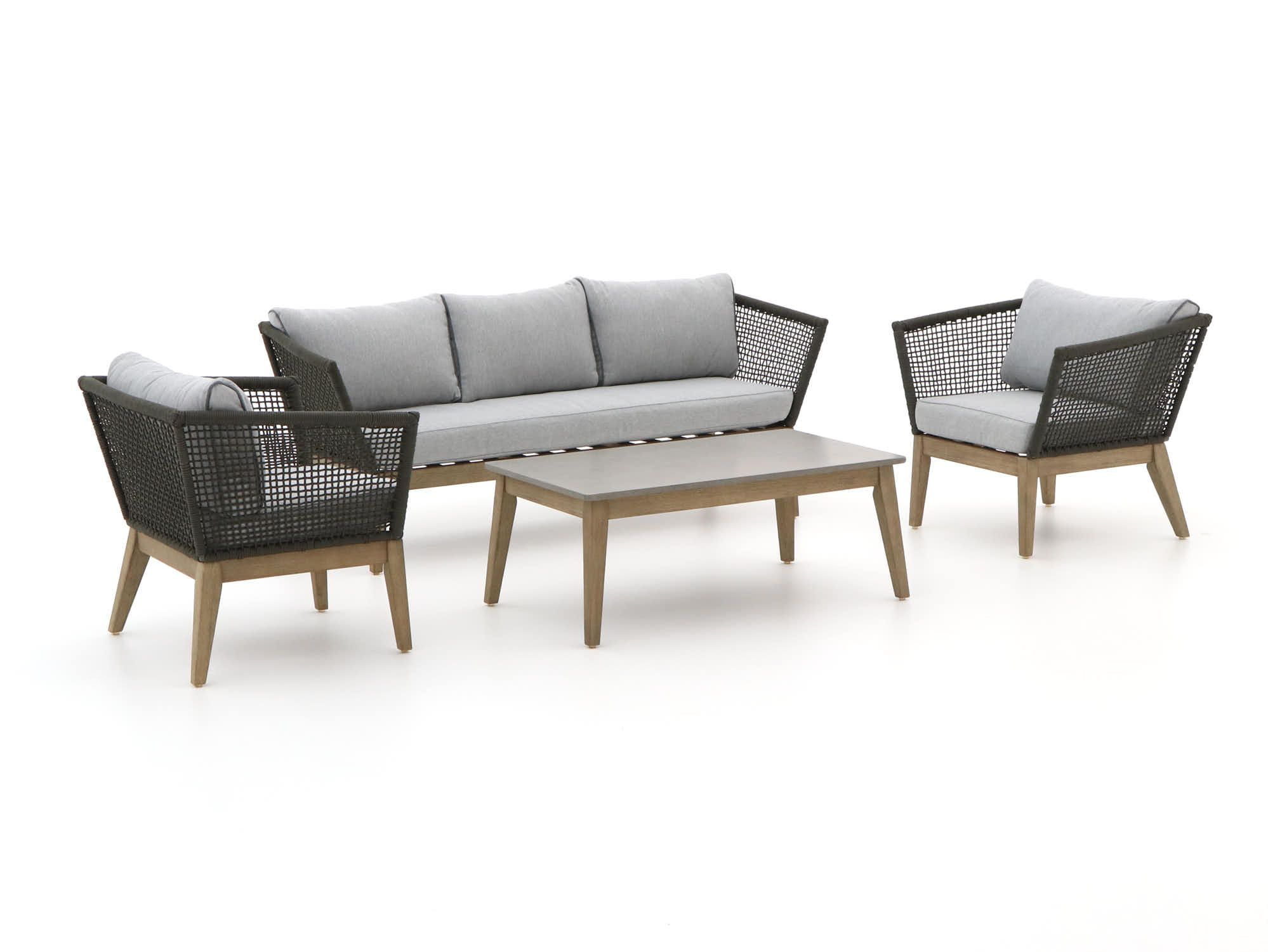 Kees Smit Loungeset.Intenso Borbona Stoel Bank Loungeset 4 Delig Garden Ideas