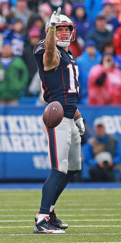 f3153bab Chris Hogan is a perfect fit, just like Patriots planned | Boston Herald