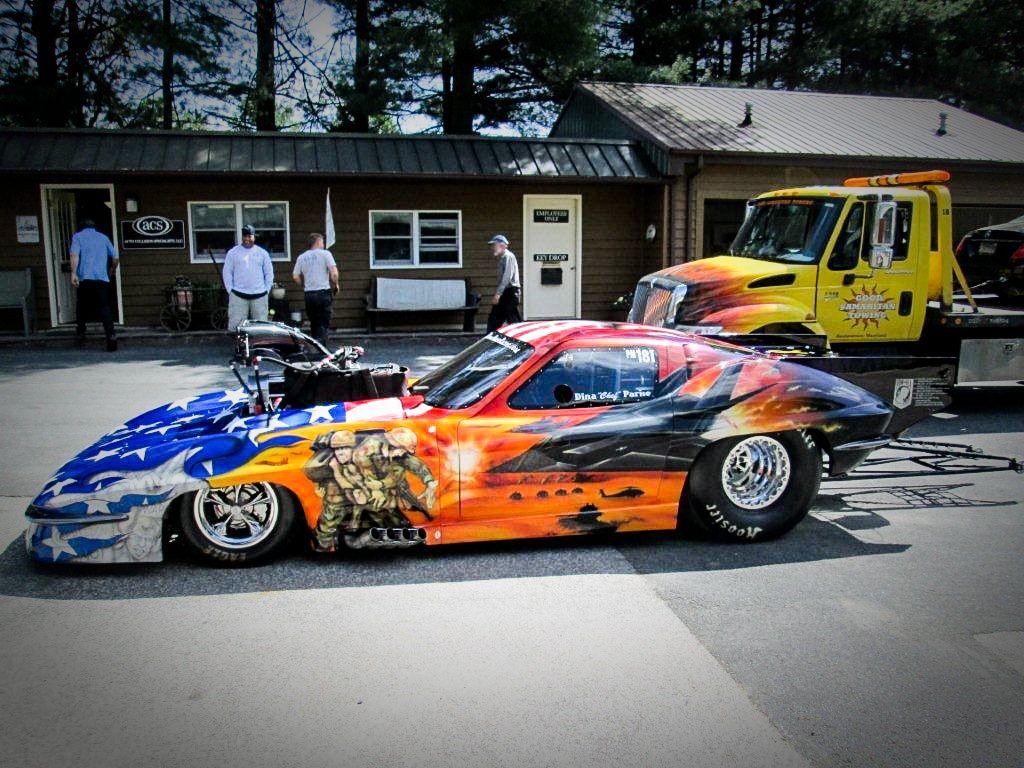 Drag Car | Drag Racing | Pinterest | Car paint jobs, Cars and Auto paint