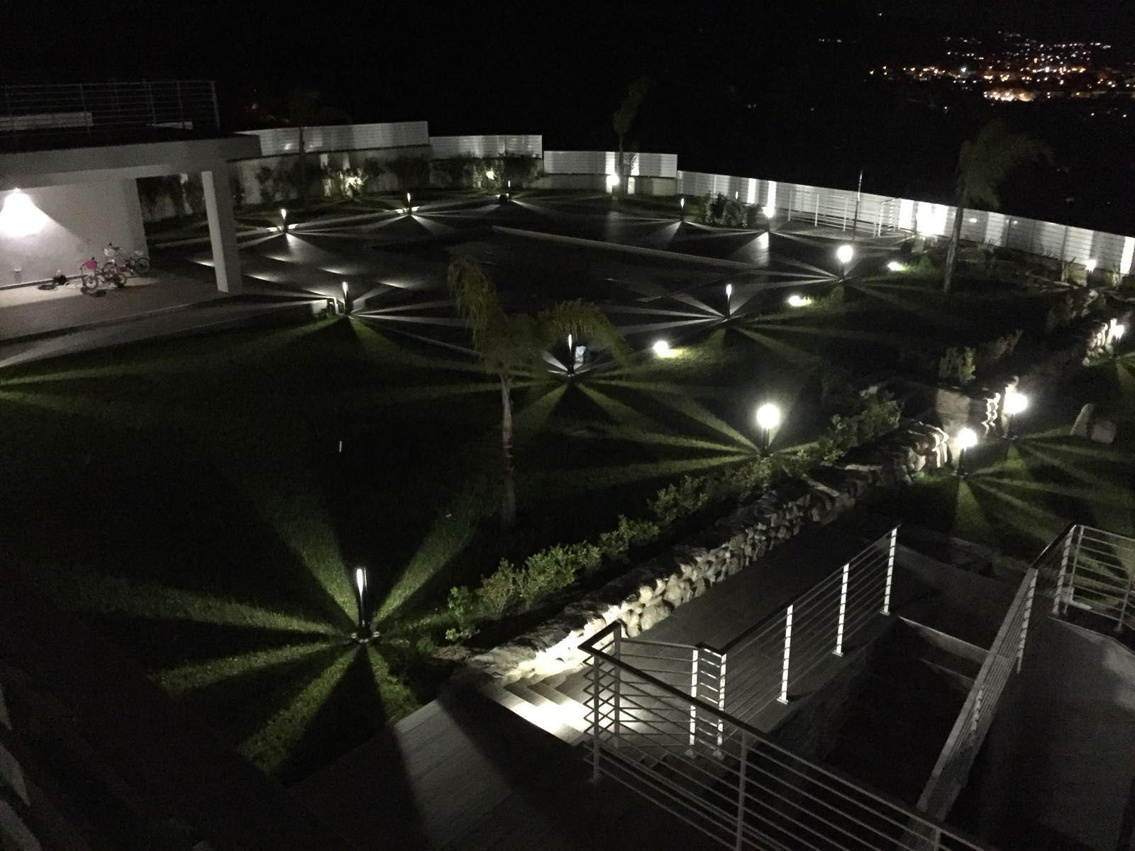 24v Dc Led Light Stella Automatic Lights Night System From Key Automation